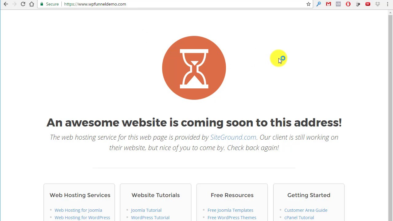 Wordpress course bonus video installing your free ssl wordpress course bonus video installing your free ssl certificate on siteground hosting 1betcityfo Image collections