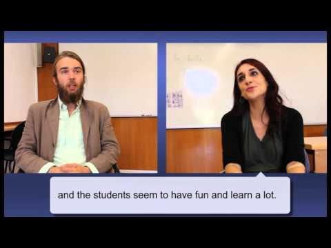 UAB Idiomes Barcelona The Talk