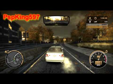 Need For Speed: Most Wanted (Xbox 360 Gameplay)