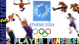 Olympics Special: Athens 2004 (PS2) - Part 1
