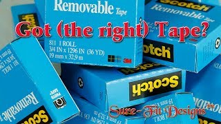 Removable Tape – Got (the right) Tape by Sure-Fit Designs