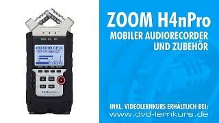 Zoom H4nPro – Infos und Zubehör