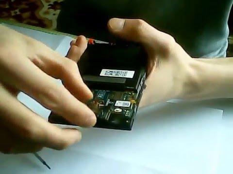 Разборка Lenovo P70.