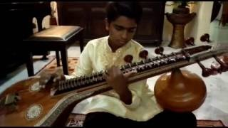 Thendral Vanthu Theendum Pothu on Veena