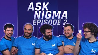 Ask Nigma Episode 2: The Search For More Questions!