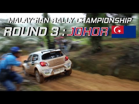 2016 Malaysian Rally Championship Round 3 -  Johor