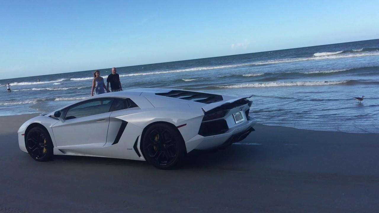 Daytona Beach Driving