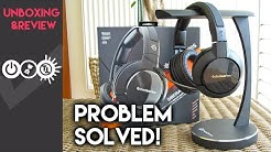 SteelSeries Siberia 800 Review - Almost Perfect