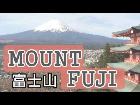 Regen am MOUNT FUJI, Sonne im FUJI-Q! | VLOG