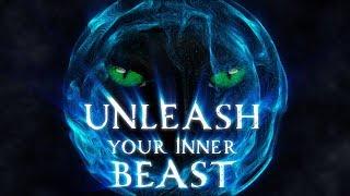 [BEAST MODE!!!] I Am Beast ➤ I Am King Motivational Affirmations | Unleash The Beast!