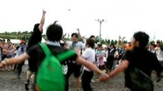 SUMMERSONIC09大阪★ B'z サマーソニック大阪の勢い★