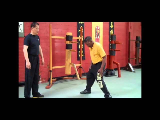 Wing Chun Proper side neutral Stance