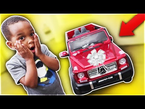 Surprising DJ's Clubhouse With His Dream Car ❤️