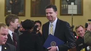 New report raises more questions about FBI Director James Comey's firing