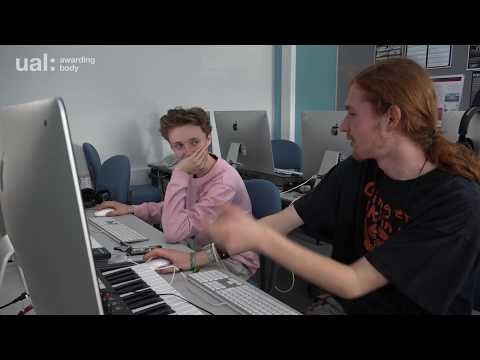 Music Performance & Production - Extended Project in action