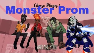 Monster Prom Full Game With Friends Online Multiplayer First game Play Through