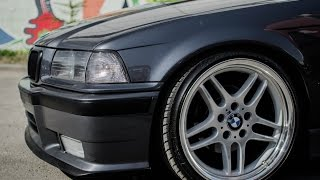 Идеальная BMW E36 на 200 сил
