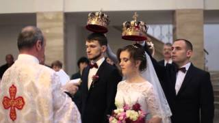 Венчание в Католической церкви(Венчание в Храме Св. Василя Великого УГКЦ., 2015-12-24T13:04:21.000Z)