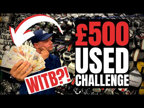 £500-second-hand-golf-club-challenge---golf-pro!-whats-in-the-bag?!