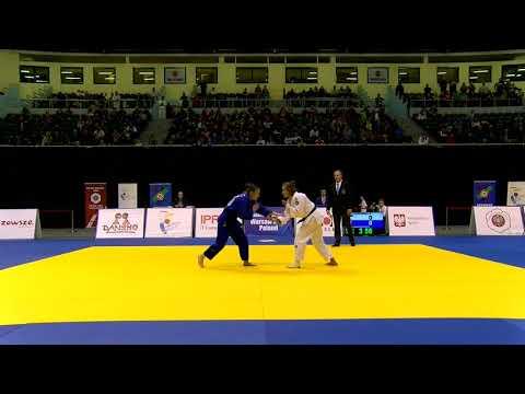 Warsaw European Open 2020 / Final -52 kg