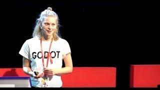 Radost a její sestra smutek/Joy and her sister sadness | Barbora Pilná | TEDxOstrava