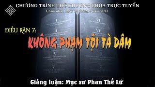 HTTL BẾN TRE -  Chương trình thờ phượng Chúa - 29/08/2021