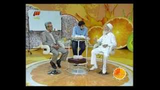 آقای منصوری و دکتر بسکی در برنامه ویتامین سی
