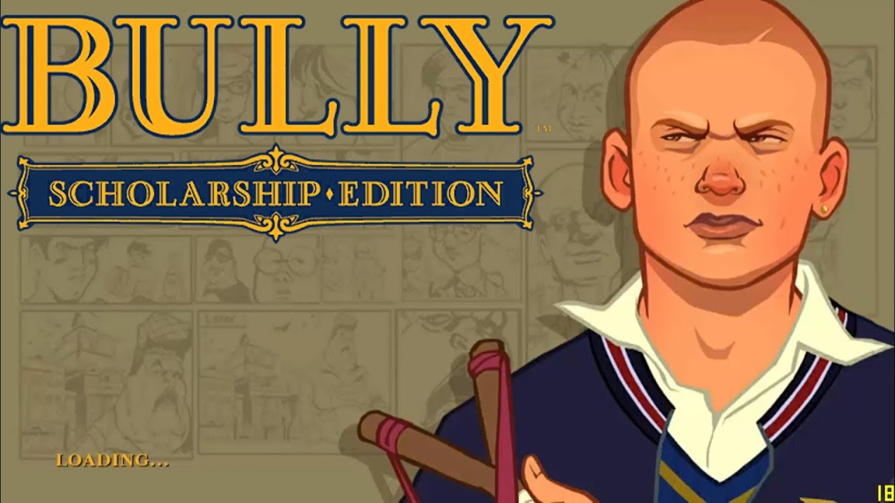 Bully: Scholarship Edition Side Mission - Errands (HD) - YouTube