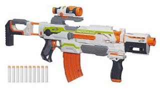 Review:ปืน Nerf ที่อยากได้มานาน Modulus ECS10