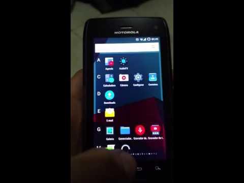 Motorola Milestone 4 com Android 6.0