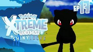 SHADOW MEW! CRAZY SHINY! Pokemon XTREME Randomizer ShinyLocke! Episode 17