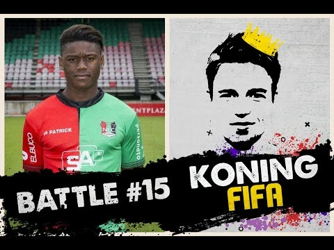 FIFA 16 BATTLE #15 ANTHONY LIMBOMBE (NEC NIJMEGEN)