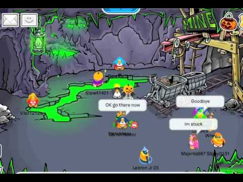 how to meet candace on club penguin 2012