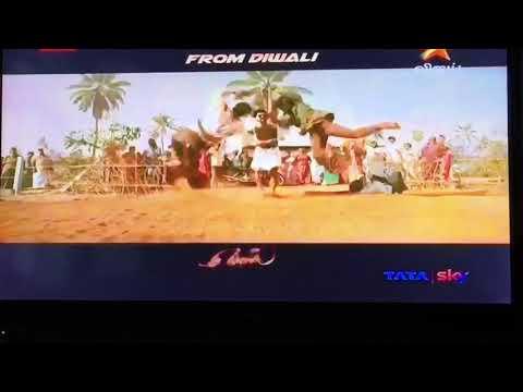 Mersal official vijay tv promo 1&2 combined
