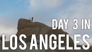 Day 3 in LA: Exploring Joshua Tree