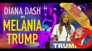 Melania Trump Sugar Daddy - DIANA DASH