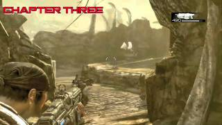 Gears of War 3 - Hoarder & Remember the Fallen - Act Two