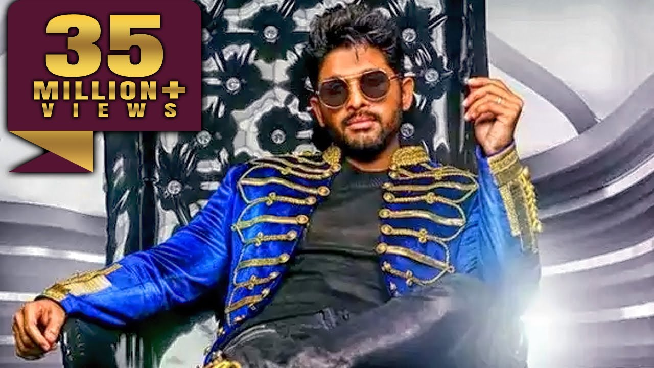 Allu Arjun 2020 New Telugu Hindi Dubbed Blockbuster Movie | 2020 South Hindi Dubbed Movies