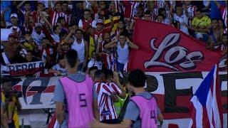 Junior vs Nacional (2-0) Liga Aguila 2019-II   Cuadrangulares fecha 4
