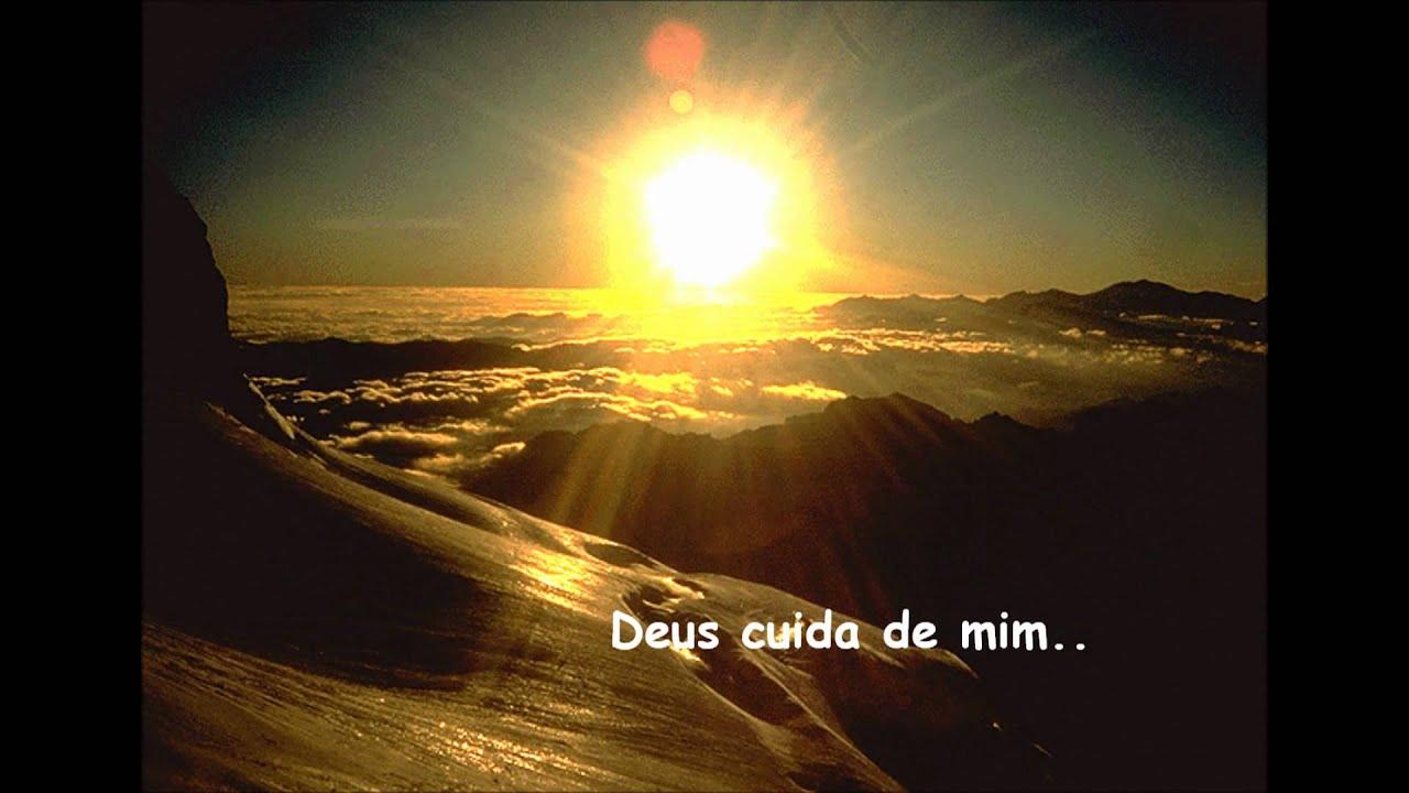 Mensagem De Encorajamento De Deus: Deus Cuida De Mim-Kleber Lucas