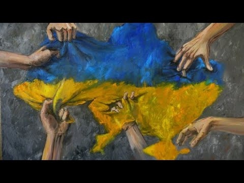 Судьба Украины на год. Гадание Каролины