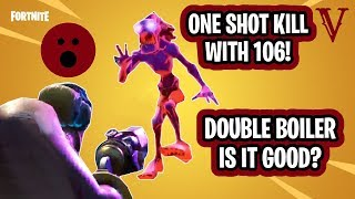NEW Double Boiler Review | Fortnite Save the World | TeamVASH