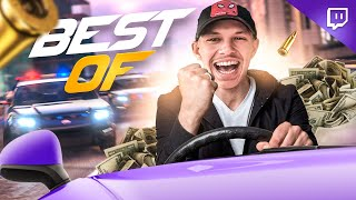 LE GENIE DU VOLANT SUR GTA - BEST OF TWITCH