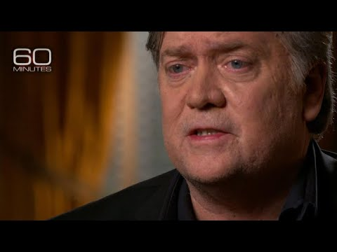 "Charlie Rose on Steve Bannon's ""60 Minutes"" interview"