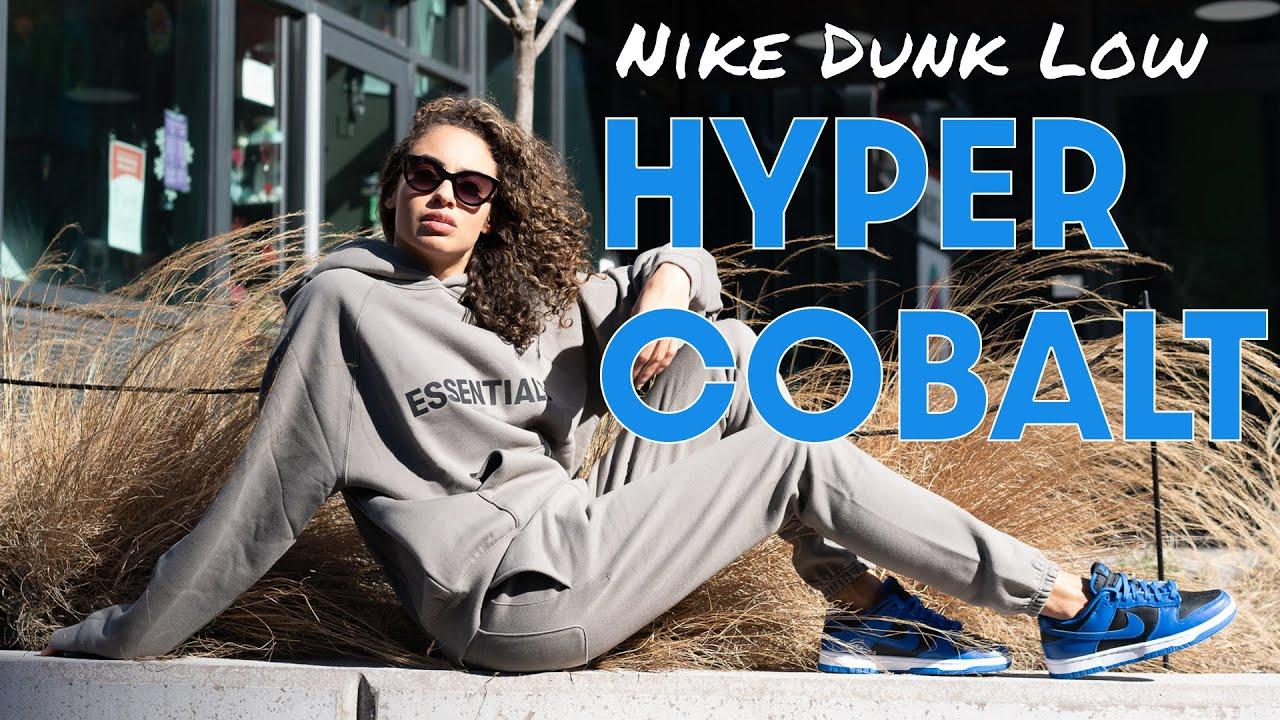 Dunk Low GS 'Hyper Cobalt'