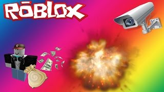 Roblox | In Plain Sight / Destroyed by Security Camera