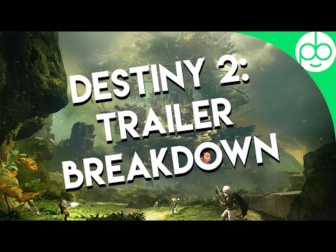 Destiny 2: Trailer Breakdown!
