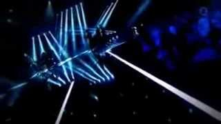 Eric Saade - Marching (in the name of love) (LIVE at X-factor Sweden 2012)