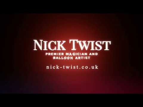 Norfolk and Norwich wedding magician and entertainer, Nick Twist