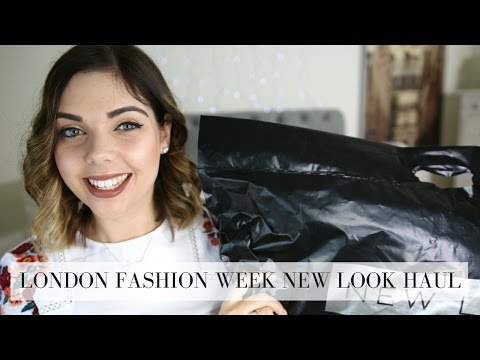 London Fashion Week partners with New Look for SS18